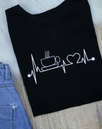 T-shirts estilosas