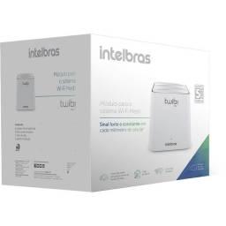 Kit Conjunto Roteador Wireless Mesh Twibi Fast Intelbras 1 un<br><br><br>