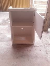 Armário de parede para microonda