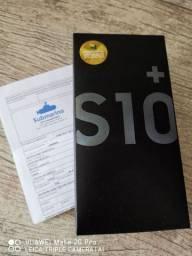 Galaxy S10 plus 128gb/6gb impecável (vendo ou troco)