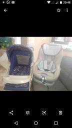 Carrinho Galzerano com cadeira