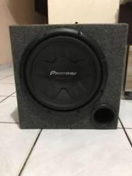 Modulo  Y2 Audio 720w + Subwoofer Pioneer Ts-w261s4 600 RMS 4ohm