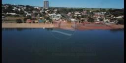 As margens do rio Paraná