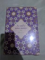 As mil e uma noites. Box (Português) Capa dura.