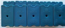 Gelo reutilizável 500ml - Kit com 10 unidades