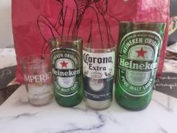 Copos excelentes para tomar cerveja