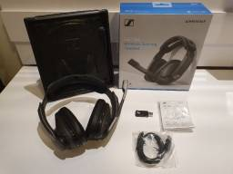 Playstation 4 PS4 Headset Wireless Fone Silver Elite Gold Ouro Sennheiser GSP 370