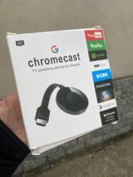 Vendo chromecast NOVA PARALELA
