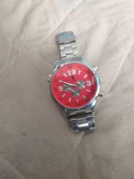 Vendo relógio pulso masculino sheel Back
