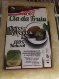Polpa de Fruta 100% natural