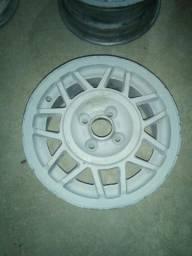 Jogo de rodas originais Snowflakes (VW) aro 14