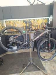 Bike MTB 29 Sense rock Evo 2020 M-17