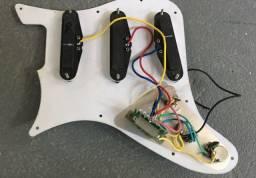 Escudo completo Guitarra - Capatador