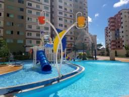 Caldas Novas, Hotel Riviera ou Lacqua Di Roma - Venha desfrutar um oásis de águas quentes!