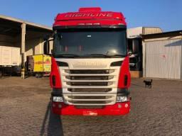 Scania highline R 440 6x4 ano 12/13