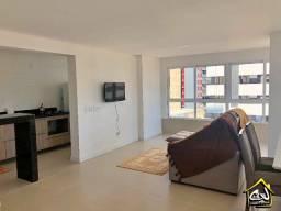 Apartamento c/ 3 Quartos - 2 Vagas - Praia Grande - Totalmente Mobiliado