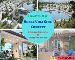 Imperdível: Busca Vida Side Concept, 2 quartos, 69 m², um novo conceito de empreendimento