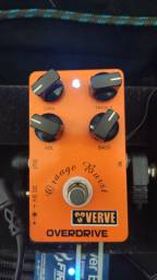 Pedal Caline Orange Burst