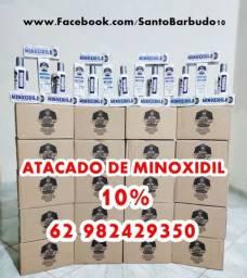 Minoxidil 10% Atacado