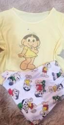 Promoção Kit conjutos ToP DoLL, Baby Doll e Camisola
