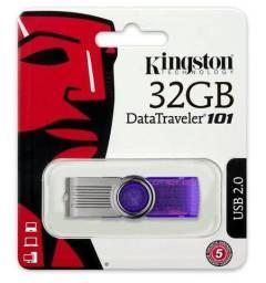 Pendrive 32gb kingston