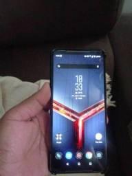 Rog phone 2 menos de 2 meses de comprado nota fiscal e garantia