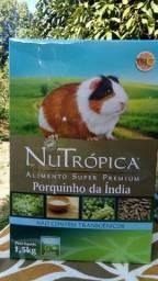 Ração Nutrópica para porquinho da Índia (leia a descrição do anúncio)