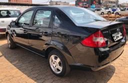 Fiesta sedan 2008 1.6 completo fiado