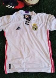 Camisa Real Madrid Temporada 20/21