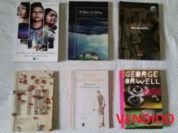Vendo Livros Lidos