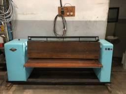 Calandra industrial 1,60mt eletrica marca castanho funcionando (oferta)