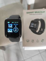 Relógio Smart watch semi novo