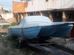 Lancha pra passeio / taxi boat