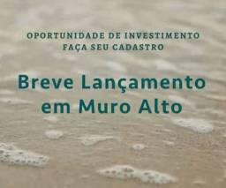 T.M - Breve lançamento no melhor trecho de praia de Porto de Galinhas I Cadastre-se