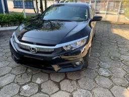 Honda Civic 2.0 Flexone 16V Exl 4P Cvt Flex preto