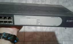 R$ 150 switch de 24 portas