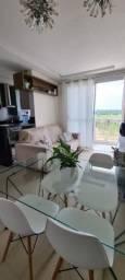 Apartamento 100% mobiliado 65m 2 quartos 4to andar Life flores