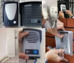Manutenção e Instalação de Interfones Vídeo Porteiro e Fechaduras Elétrica e Eletrônicas
