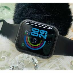Smartwatch Digital Bracelete Pulseira Inteligente Bluetooth