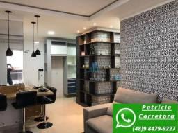 PL AP0798- *À venda* Apartamento na beira da praia, mobiliado e decorado!