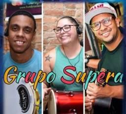 Grupo Supera samba e pagode