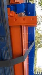 Porta pallet sistema Longa pallets, palete, paletes, palets com 2,20mts