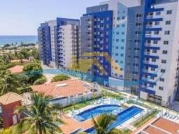 Villa Mar, 2/4, Suíte, Varanda, Frente a Praia, Vista Mar, Clube Privativo!!!