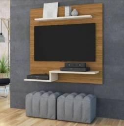 Vendo bancada suspensa nova pra TV de até 50plg entrega e montagem grátis