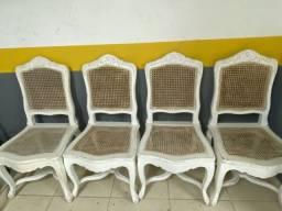 Conjunto de cadeiras Oficina Inglesa