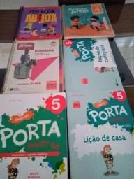 Doação de livros e revistas