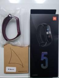 Xiaomi Mi Band 5 + Pulseira + Película