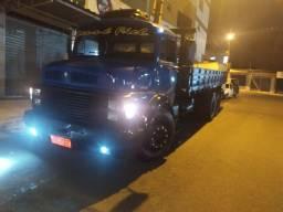 Caminhão truck com motor do 1620 caixa diferencial reduzido