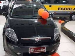 Fiat Punto 1.4 Attractive Flex 2017