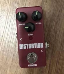 Pedal Distorção